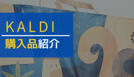 【7品+1】カルディでの購入商品紹介